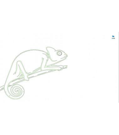Kameleon - zmywalna mata do wyklejania - 67x40 cm