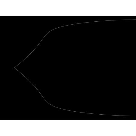 Gładka mata Powstanie Wszechświata - 65 x 40 cm