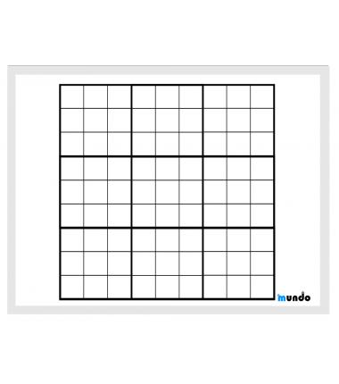 copy of Plansza do sudoku 6 x 6