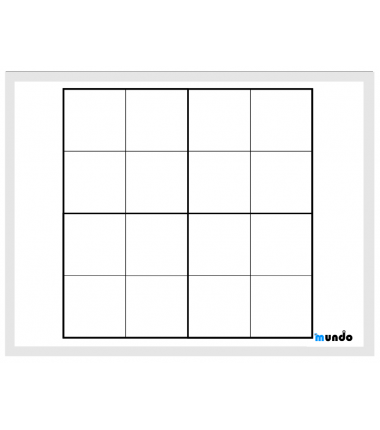 copy of Plansza do sudoku 6 x 6